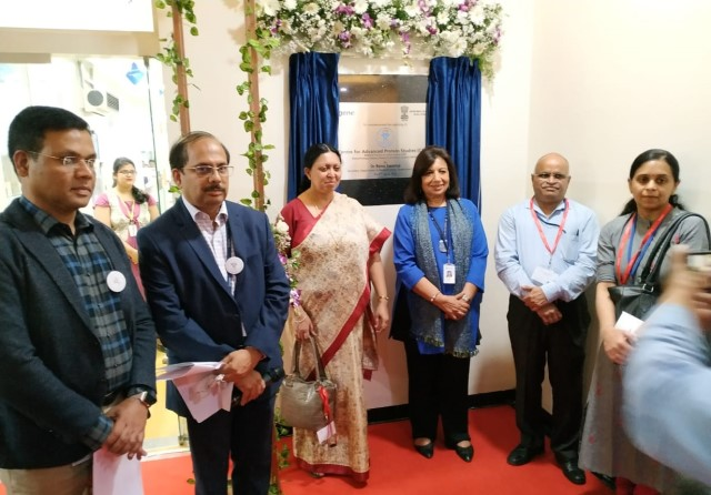 Centre for Advanced Protein Studies (CAPS) at Syngene International at Bengaluru