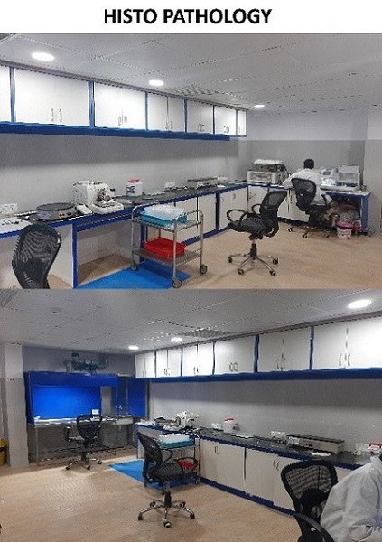 Medical device testing facility at Palamur Bioscience, Hyderabad